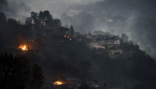 캘리포니아 산불. [연합뉴스]