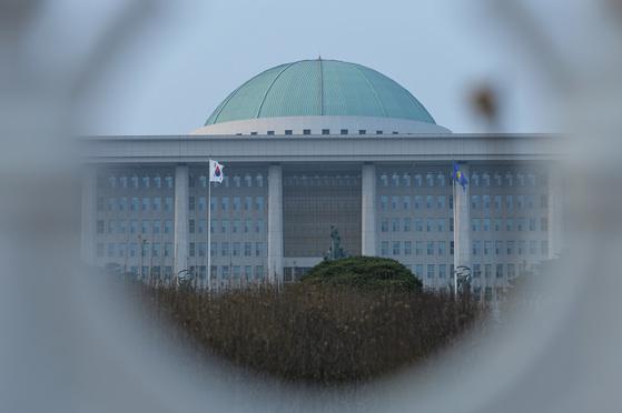 국회 의사당 전경[중앙포토]