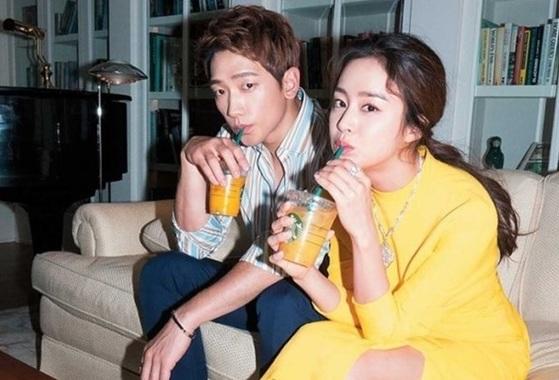 Photo from Harper's Bazaar Korea