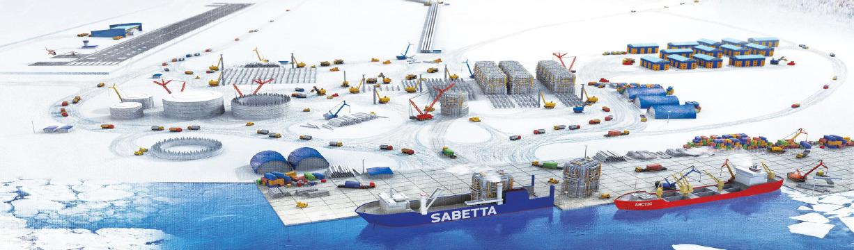 [단독] 북극산 LNG 첫 수출…세계 LNG시장 판도 바뀐다
