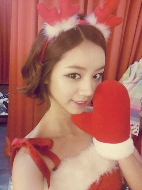 Hyeri's Twitter @girls_day_hyeri