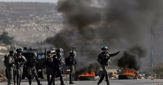 이스라엘과 팔레스타인의 충돌 [사진 AP=연합뉴스]