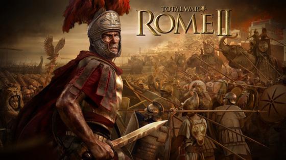 단검인 글라디우스를 들고 출전하는 로마군단. [게임 토탈워]