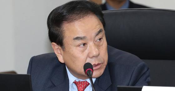이우현 자유한국당 의원. [연합뉴스]