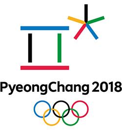 2018 평창 동계올림픽 로고.