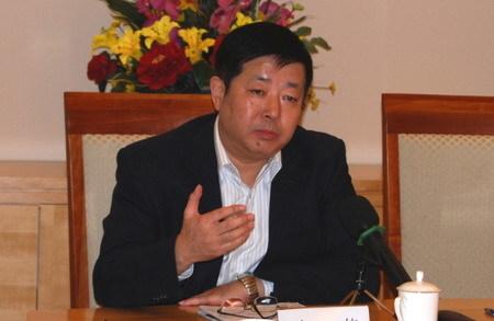 웨이웨이(魏葦) 중국인민외교학회 부회장 [사진: 바이두 백과]