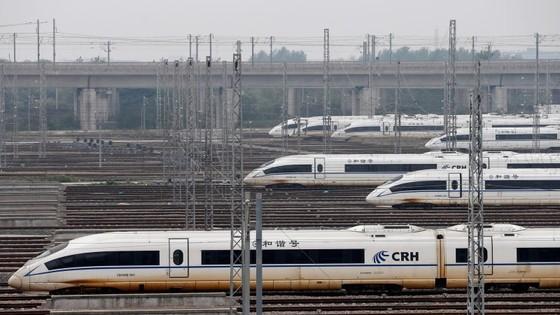 중국 고속철 [사진: CGTN]
