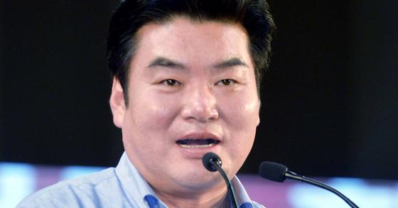원유철 자유한국당 의원. [중앙포토]