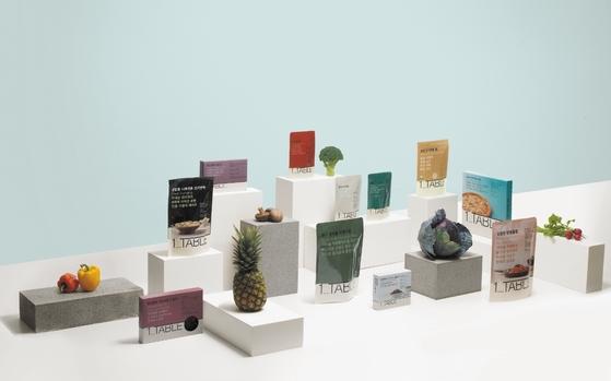 현대백화점이 지난 11월 출시한 프리미엄 간편식 브랜드 원 테이블. [사진 현대백화점]