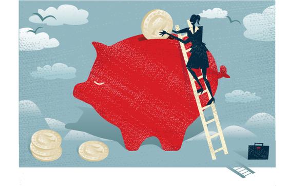 펀드 판매사가 우체국, 인터넷은행 등으로 확대된다. 펀드시장의 가격경쟁이 본격화될까. [중앙포토]