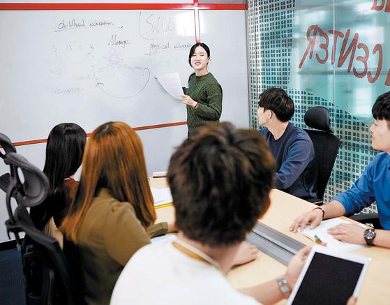 성결대는 대학일자리센터 운영 대학으로 선정됐다. 대학일자리센터 사업은 지역 대학생과 청년에게 특화된 맞춤형 고용서비스를 제공한다. [사진 성결대]
