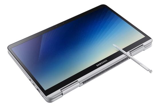 삼성전자는 'S펜'이 적용된 2018년형 '삼성 노트북 pen'을 22일 출시한다고 밝혔다. [사진 삼성전자]