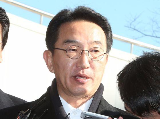 현기환 전 청와대 정무수석. [중앙포토]