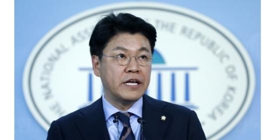 장제원 자유한국당 수석대변인. [뉴스1]