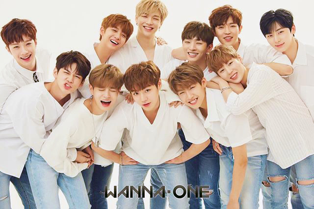 Instagram @wannaone.official