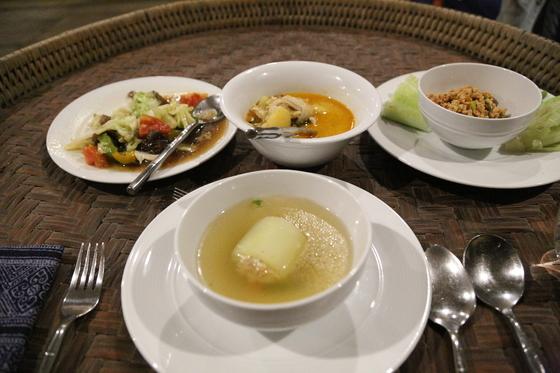 우리 입맛에도 잘 맞는 태국 북부 음식.