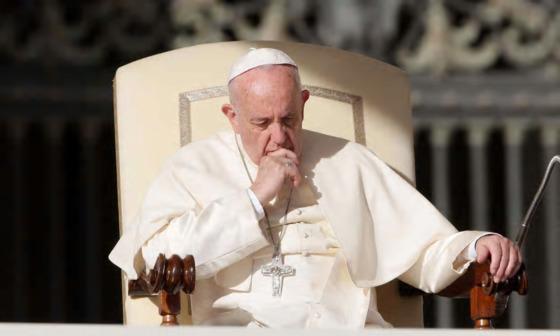 프란치스코 교황. [중앙포토]