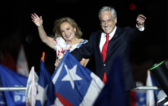 재산 3조 '칠레의 트럼프' 4년 만에 재집권