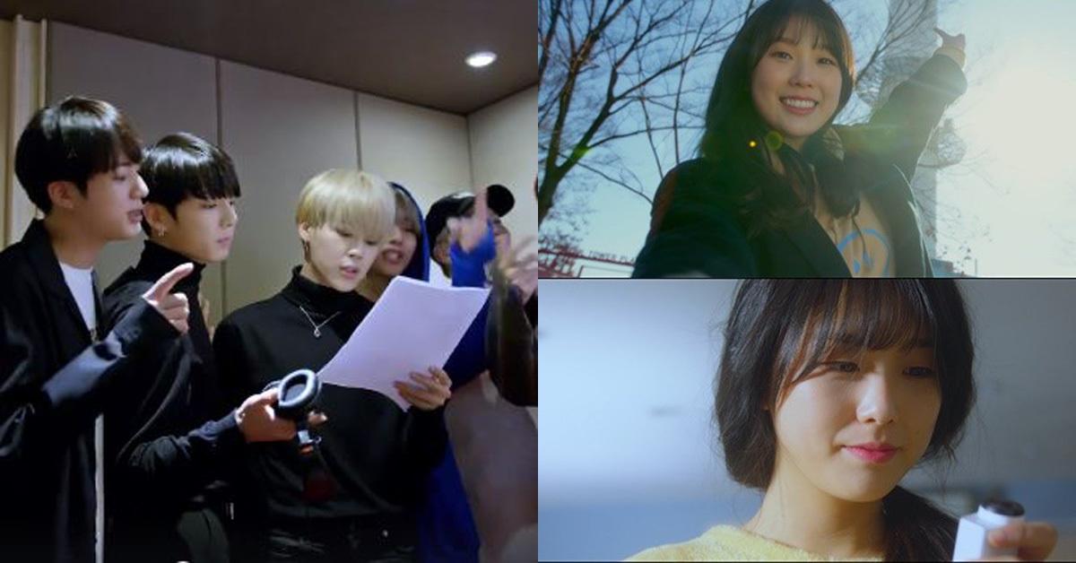 [사진 방탄소년단 'with Seoul' 뮤직비디오 캡처]