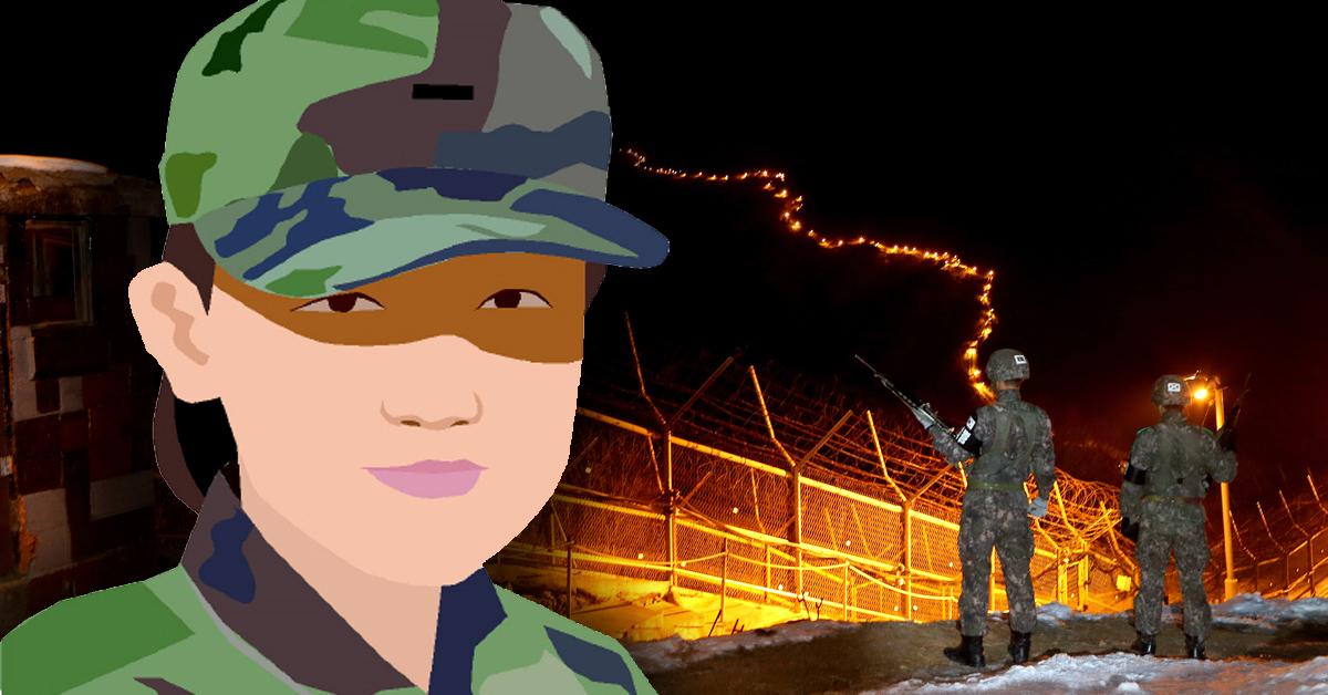 국방부가 여군 지휘관도 GOP(일반전초)에서 근무할 수 있도록 하는 등 양성평등한 근무여건을 조성한다는 방침을 밝혔다. [중앙포토]