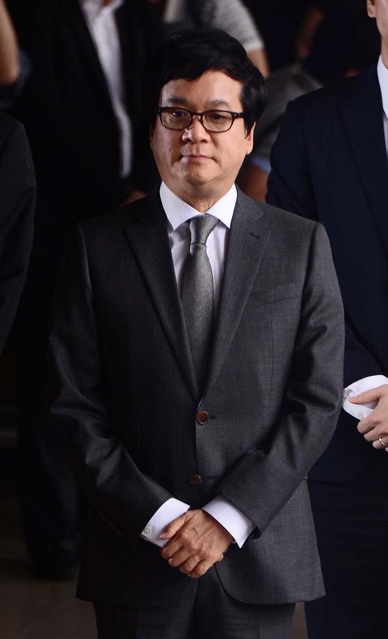조세포탈 혐의로 실형을 선고받은 이재현 CJ그룹 회장이 국세청이 공개한 조세포탈범 명단에 이름을 올렸다.[연합]