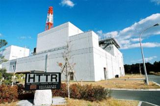 일본 이바라키현에 설치된 고온가스로 방식의 실험용 원자로. [사진 가와사키중공업]