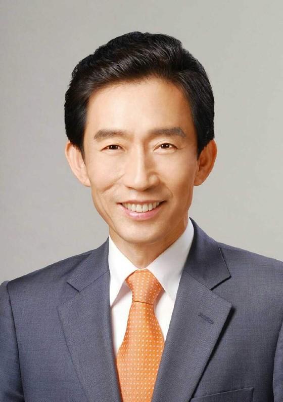 자유한국당을 탈당하고 국민의당에 입당한 정용 대구시의원. [연합뉴스]