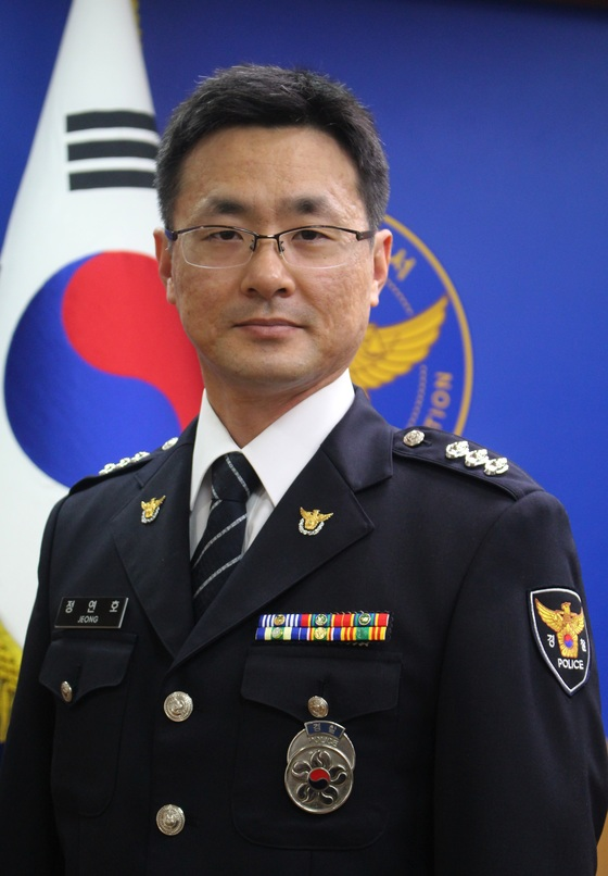 고(故) 정연호 경사. [사진 대구경찰청]