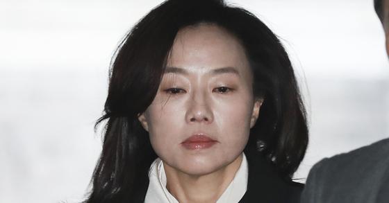 조윤선 전 문화체육관광부 장관. [중앙포토]