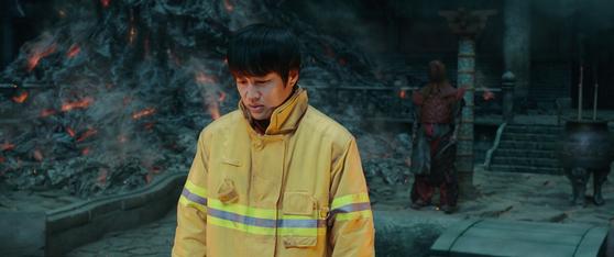 영화 '신과 함께-죄와벌'의 한장면. [사진 롯데엔터테인먼트]