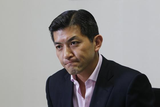 홍정욱 한나라당 국회의원 [중앙포토]