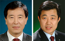 한창수(左), 김현철(右)