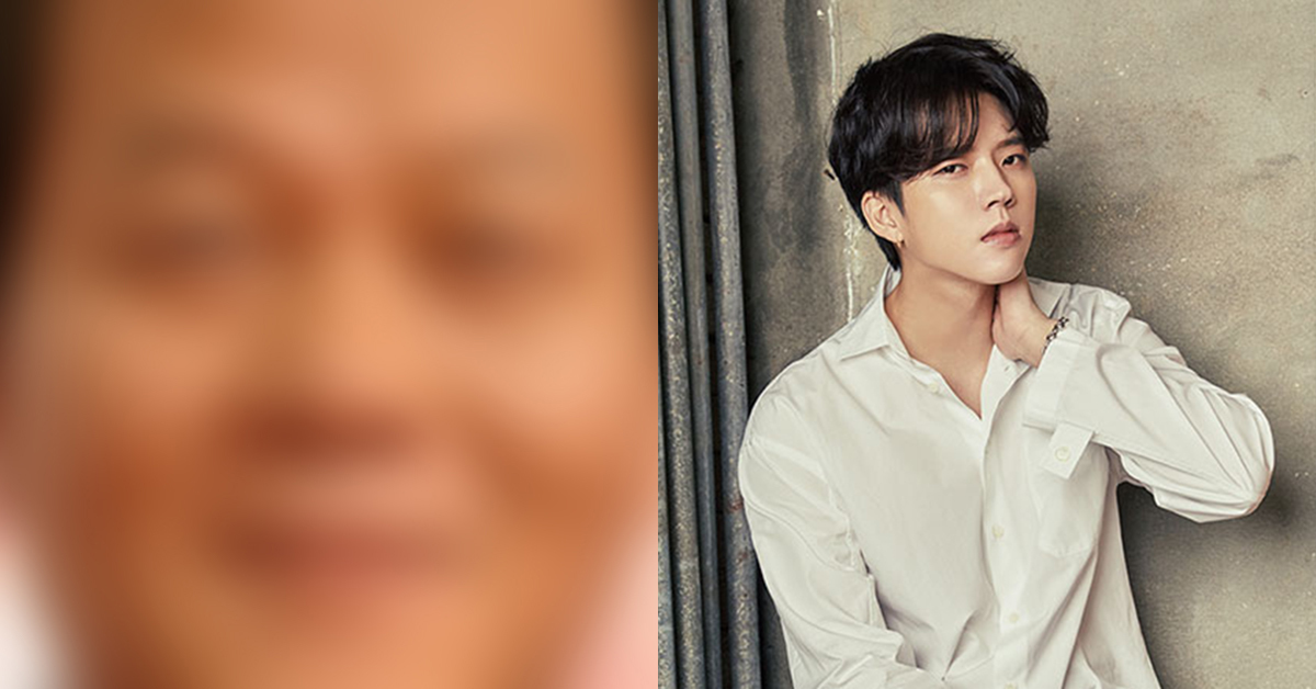 Actor Woo Hyun (left) and INFINITE's Woohyun. Photo from official website.