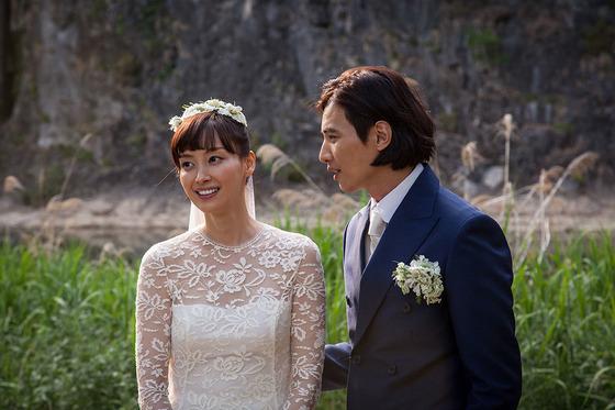 이나영-원빈 부부.