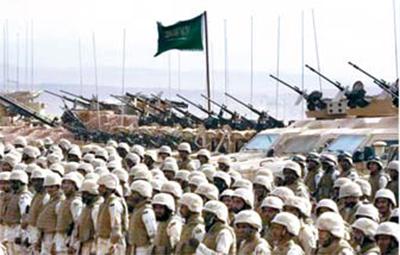 예멘 내전에 참전한 사우디아라비아 지상군. 예멘 내전은 사우디와 이란의 대리전 성격으로 진행돼 중동 안전을 위협한다. [사진 해당 군 사이트]