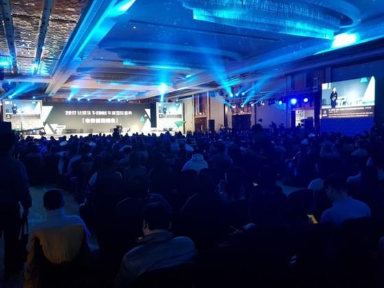 지난 16일 베이징에서 열린 T-edge(주최: TMTpost) 포럼 [사진: 차이나랩]