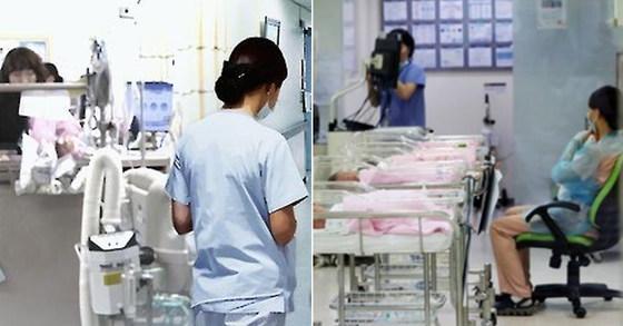 간호사 자료사진. [연합뉴스] (이 사진은 기사의 이해를 돕기 위한 것으로 내용과는 관련이 없습니다.)