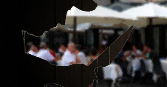 서울 한복판 카페에서 흉기 살인 사건이 벌어졌다. [중앙포토]