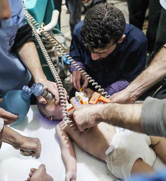 시리아의 비극 언제까지