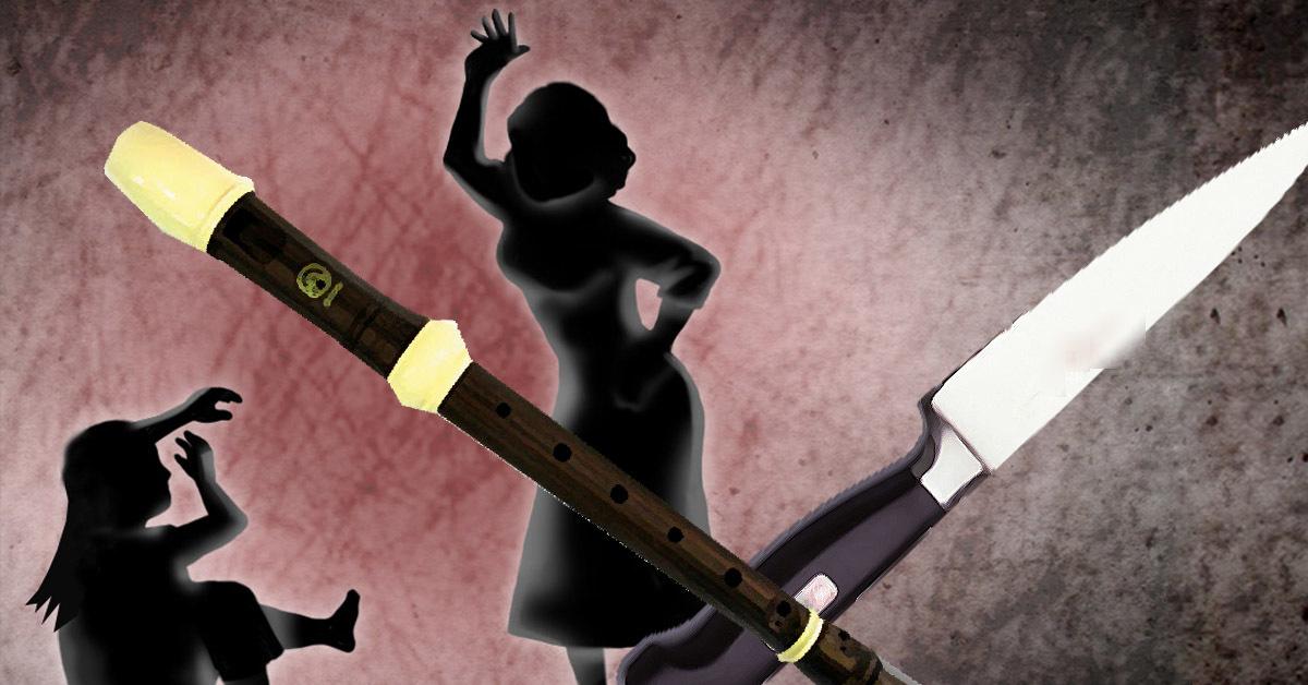 악기연습하다 자꾸 틀린다는 이유로 9살 딸에게 7시간 동안 학대행위로 신체적ㆍ정신적 상처를 준 혐의로 기소된 엄마가 징역형의 집행유예를 선고받았다. [중앙포토ㆍ연합뉴스]