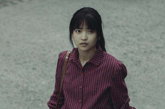 영화 '1987'에 대학 신입생으로 등장하는 인물 연희(김태리 분), 사진=CJ E&M
