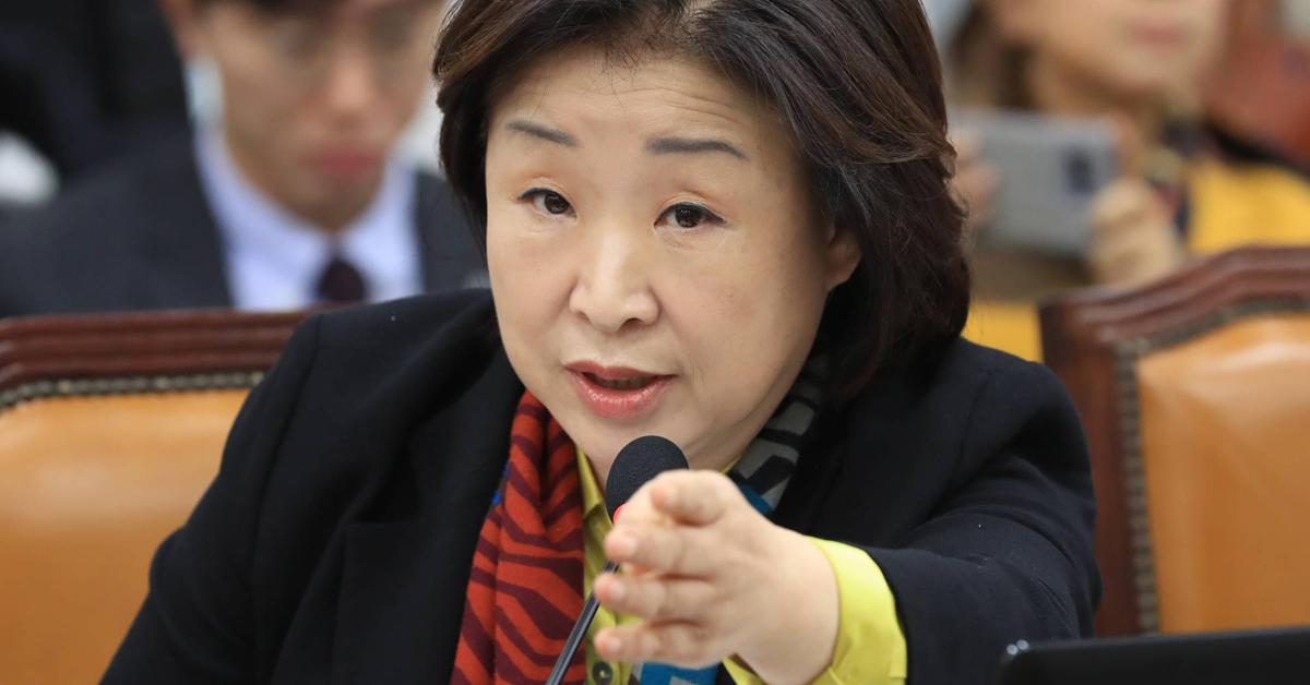 심상정 정의당 의원. [연합뉴스]