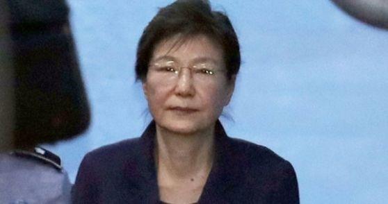 박근혜 전 대통령. [사진 연합뉴스]