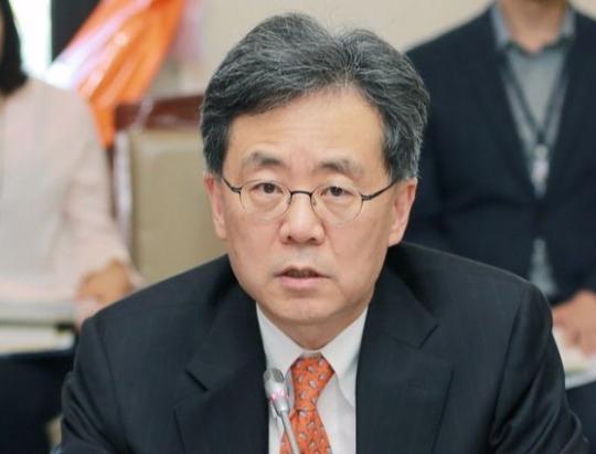 김현종 통상교섭본부장. [연합뉴스]