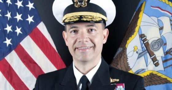 브래드 쿠퍼 주한 미 해군사령관. [사진 국방부]