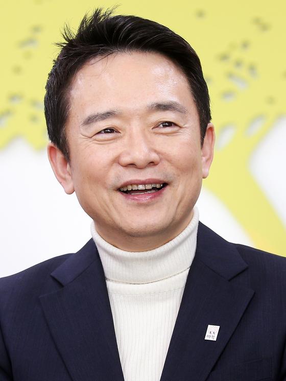 남경필 경기지사. [사진 경기도]