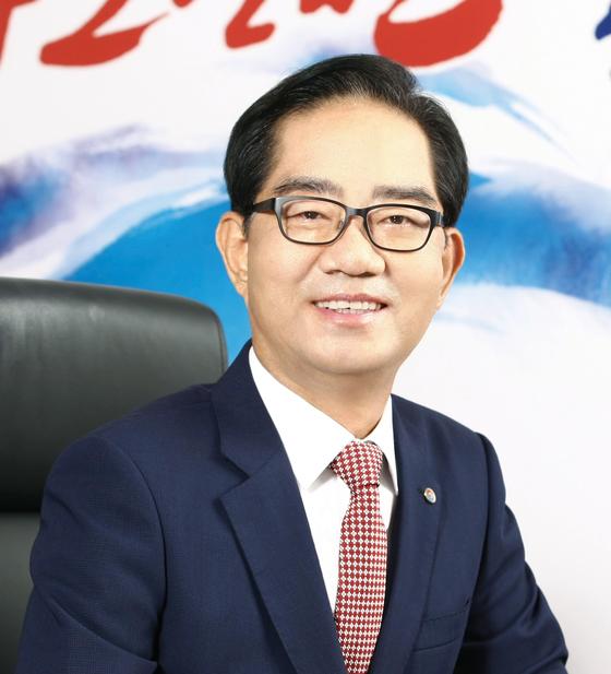 박기동 전 한국가스안전공사 사장. [중앙포토]