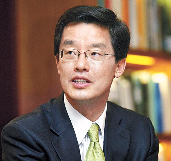 박철희 서울대 국제대학원장.