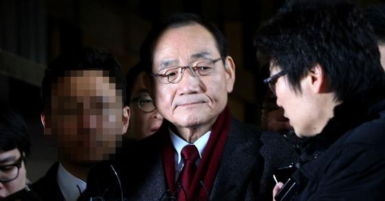 김효재 전 청와대 정무수석 [중앙포토]