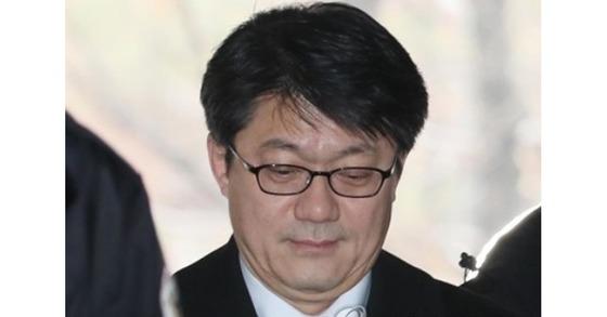 김진모 전 민정2비서관 [연합뉴스]